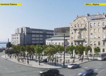 Urbana i prometna revitalizacija centra grada Rijeke