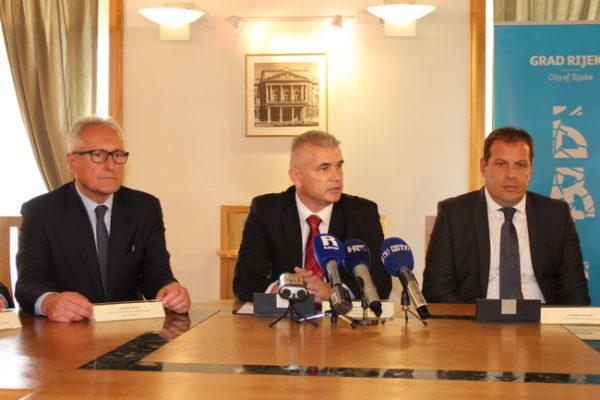 Bogdan Tihava, Mario Fabek i Robert Vrhovski
