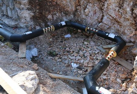 Završeni strojarski radovi na obnovi sustava distribucije toplinske energije na Vojaku