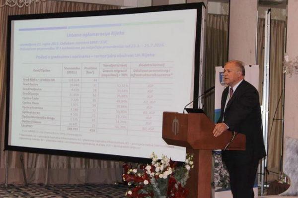 Pročelnik Srđan Škunca govorio je o projektima Urbane aglomeracije Rijeka