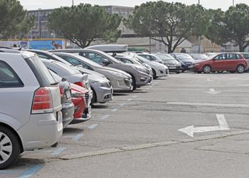 Popunjenost parkirališta