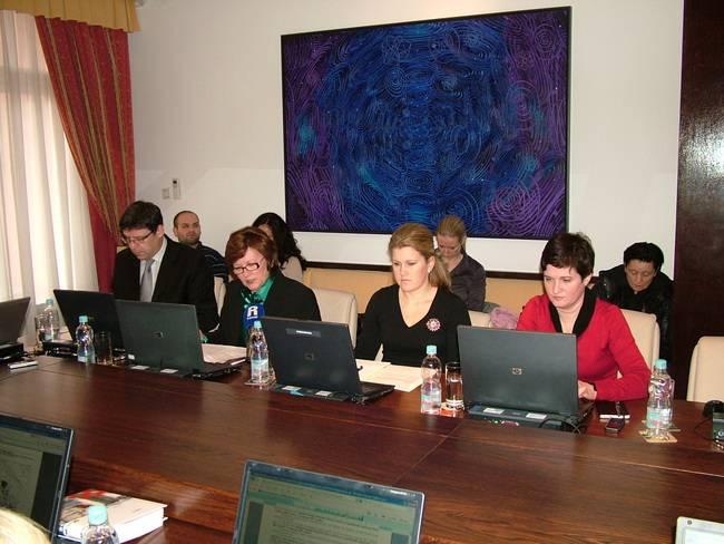 45. gradonačelnikov kolegij siječanj 2011.