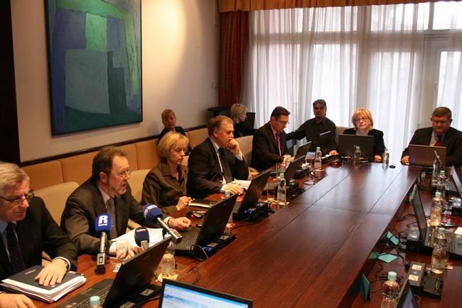46. gradonačelnikov kolegij siječanj 2011.