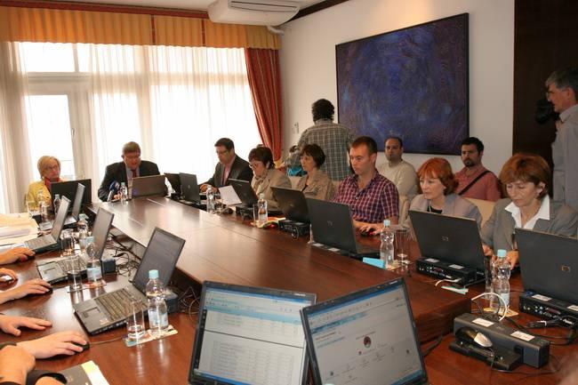 53. gradonačelnikov kolegij svibanj 2011.