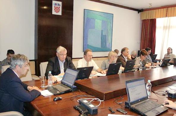54. gradonačelnikov kolegij svibanj 2011.