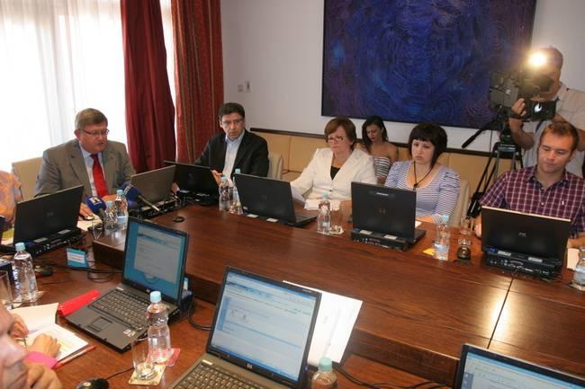55. gradonačelnikov kolegij srpanj 2011.