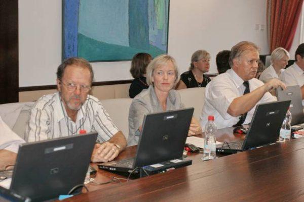 58. gradonačelnikov kolegij rujan 2011.