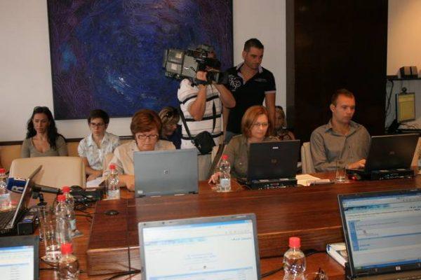 60. gradonačelnikov kolegij listopad 2011.
