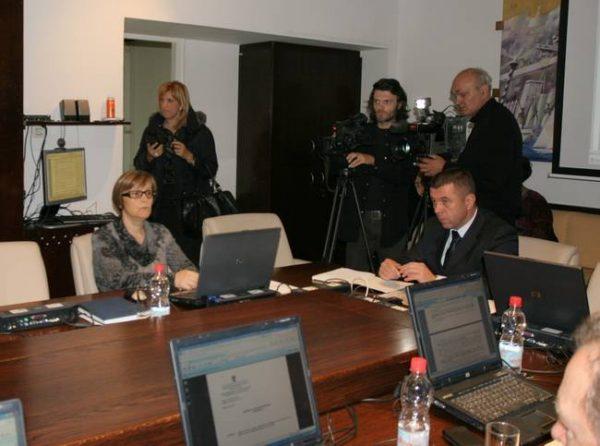 61. gradonačelnikov kolegij listopad 2011.