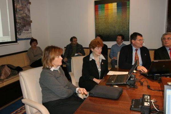 68. gradonačelnikov kolegij veljača 2012, Jagoda Dabo, Vera Vlahović Palčevski