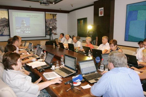 77. gradonačelnikov kolegij srpanj 2012.