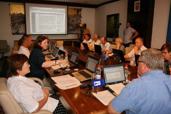 78. gradonačelnikov kolegij srpanj 2012.