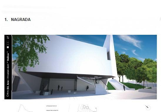 Idejno arhitektonsko- urbanističkog rješenja sakralnog i društveno- kulturnog centra na Gornjoj Vežici