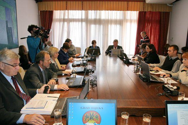 85. gradonačelnikov kolegij listopad 2012.