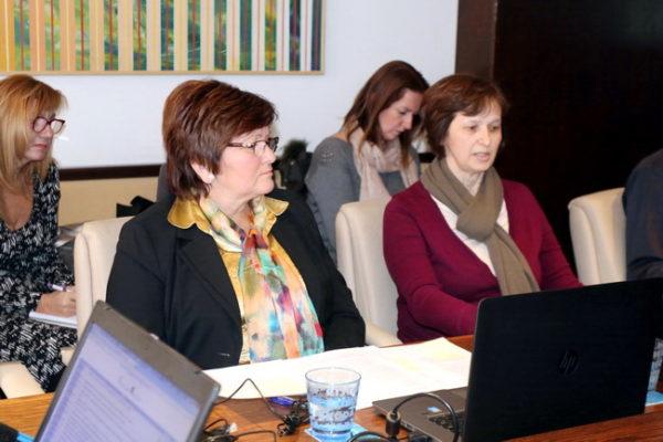 Pročelnica Odjela za zdravstvo i socijalnu pomoć Ankica Perhat predstavila je niz raznih oblika pomoći iz Socijalnog programa Grada Rijeke