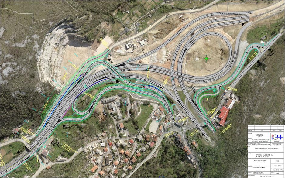 Rekonstrukcija i dogradnja čvora Orehovica na državnom cestovnom pravcu D3