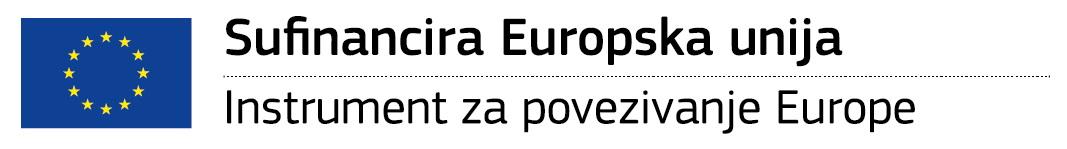 Sufinancira Europska unija Instrument za povezivanje Europe