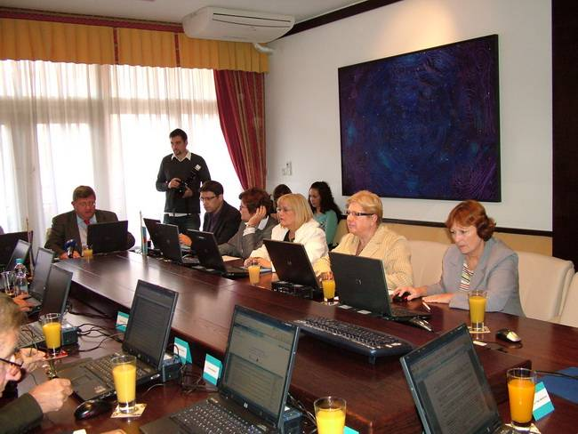 10. gradonačelnikov kolegij listopad 2009.