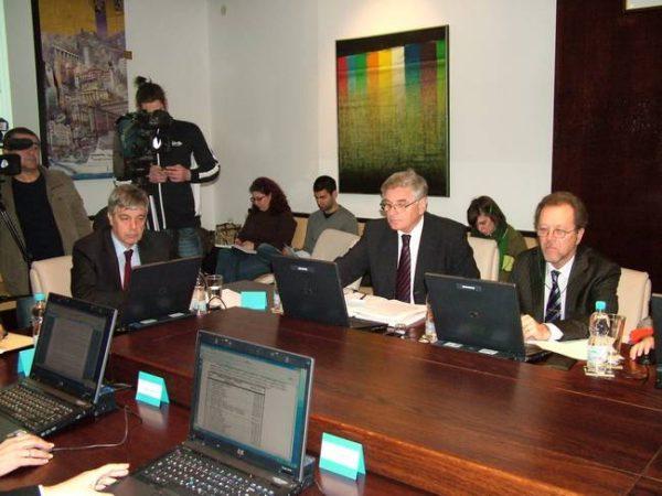 21. gradonačelnikov kolegij ožujak 2010.