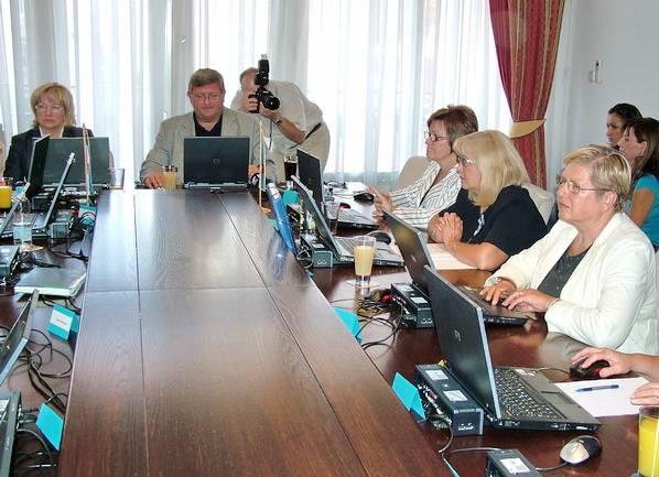 8. gradonačelnikov kolegij rujan 2009.