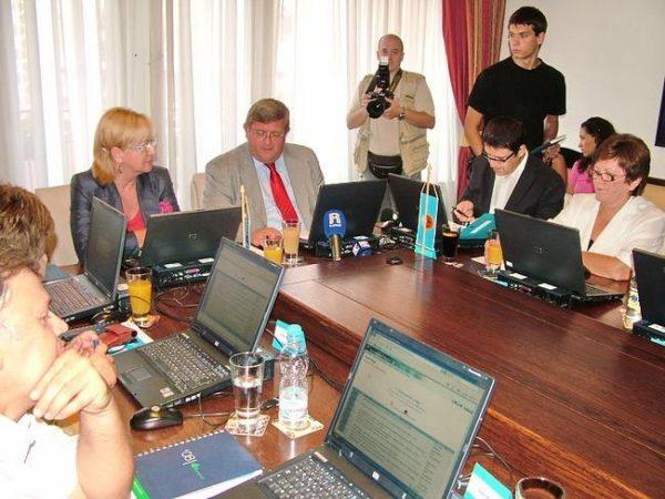 9 gradonačelnikov kolegij rujan 2009.