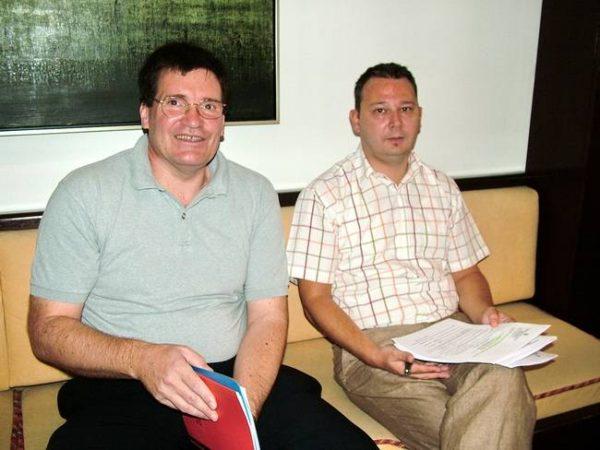 Mladen Vukelić, Ante Mađerić