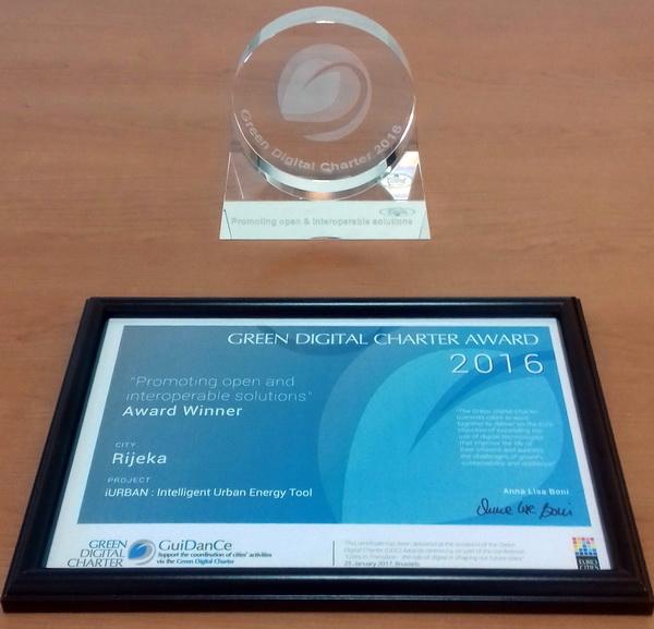 Green Digital Charter Award