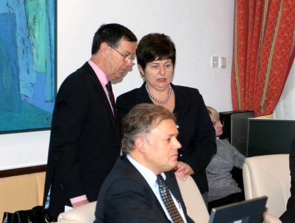 Igor Štok, Irena Miličević