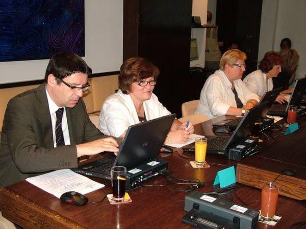4. gradonačelnikov kolegij srpanj 2009.