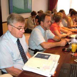 5. gradonačelnikov kolegij srpanj 2009.