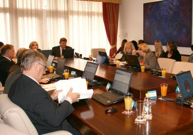 13. gradonačelnikov kolegij studeni 2009.