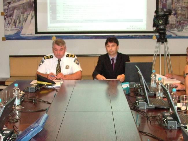 Predstavnici MUP-a 32. gradonačelnikov kolegij lipanj 2010.