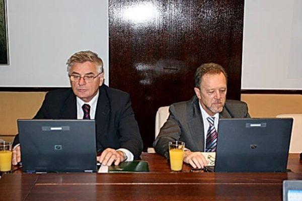 Veljko Karabaić i Andrija Vitezić