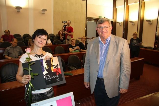 Dodjela nagrade Ivo Kalina za 2013. i 2014. godinu Milijani Babić i Idi Hansson