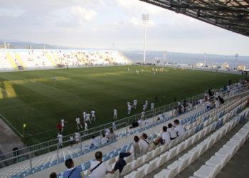 Trening kamp Rujevica – infrastruktura