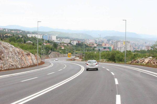 Cesta Rujevica -Marinići