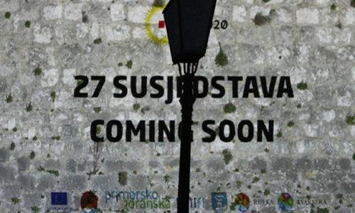 """Službeno proglašenje """"27 susjedstava"""" na Krku"""