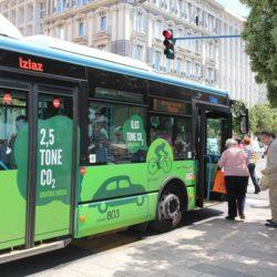 Novi autobusi na stlačeni priodni plin