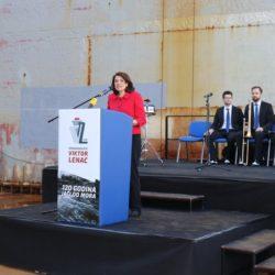 Veleposlanica Sjedinjenih Američkih Država Juliet Valls Noyes