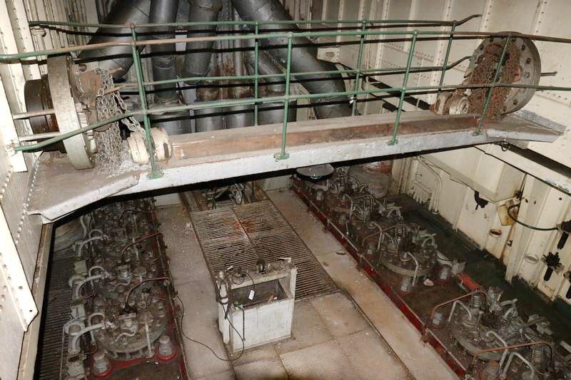 Koncept pretvaranja broda Galeb u muzej – Grad Rijeka