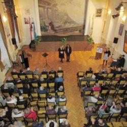 Nastup Leonore Surian i A. Valenčića
