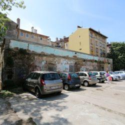 Objekt Teatrino kompleksa Rikard Benčić