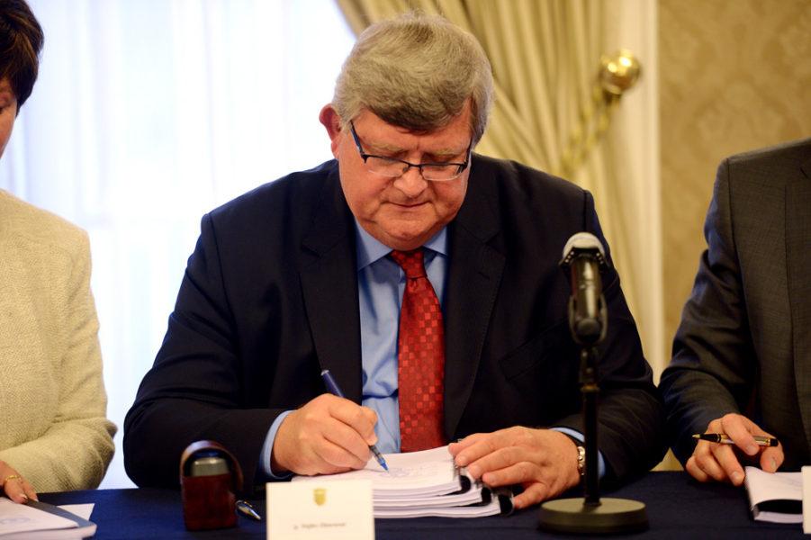 Potpis ugovora za obnovu Galeba i Palače šećerane