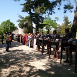 Predstavljanje viteških udruga