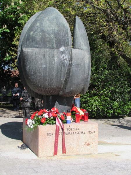 Spomenik NOB-a Trsat