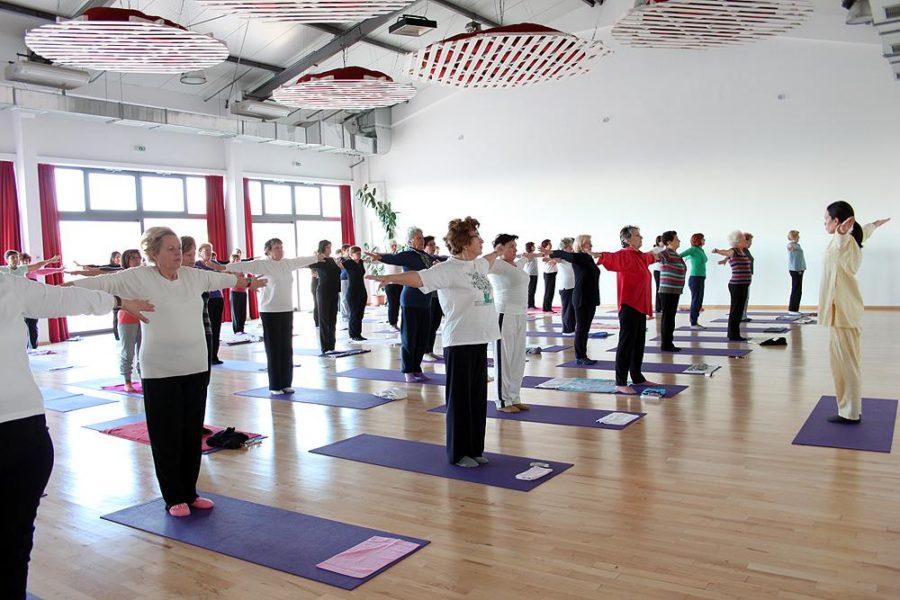 Besplatno vježbanje joge