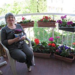 Dom umirovljenika - najljepši balkon