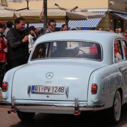 Olditmer auto Rally Rijeka