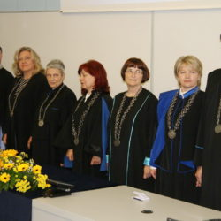 Inauguracija nove rektorice Sveučilišta