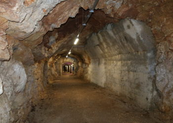 Vojni tunel od Katedrale sv. Vida do Ulice Dolac